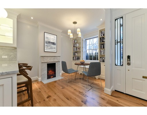 Picture 1 of 21 South Russell St Unit 1 Boston Ma  3 Bedroom Condo#