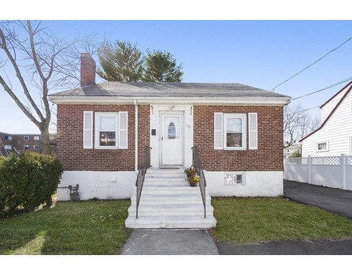 Picture 2 of 133 Clare Ave  Boston Ma 3 Bedroom Single Family