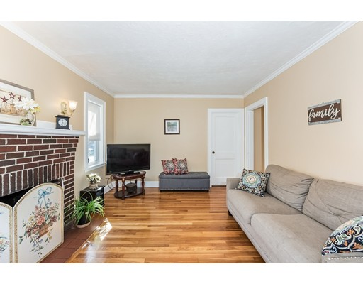Picture 4 of 133 Clare Ave  Boston Ma 3 Bedroom Single Family