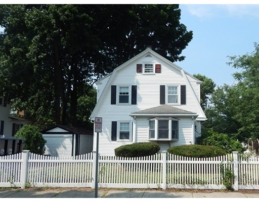 Picture 1 of 295 Upham St  Melrose Ma  3 Bedroom Single Family#