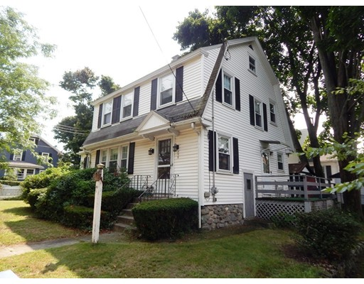 Picture 3 of 295 Upham St  Melrose Ma 3 Bedroom Single Family