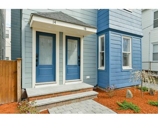 Picture 1 of 14-16 Newport St Unit 2 Boston Ma  2 Bedroom Condo#