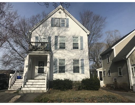 Picture 1 of 30 Randlett St  Quincy Ma  4 Bedroom Multi-family#