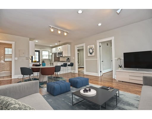 Picture 2 of 103 Welles Ave Unit 1r Boston Ma 2 Bedroom Condo
