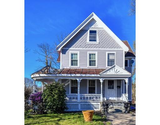 Picture 1 of 87 Arlington St  Boston Ma  4 Bedroom Single Family#