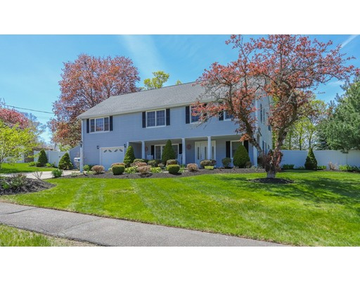 Picture 9 of 12 Sherwood Ave  Danvers Ma 4 Bedroom Single Family