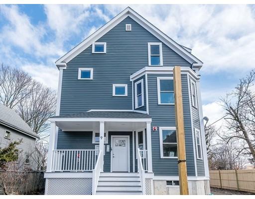 Picture 9 of 9 Greenwood Ave Unit 1 Boston Ma 2 Bedroom Condo