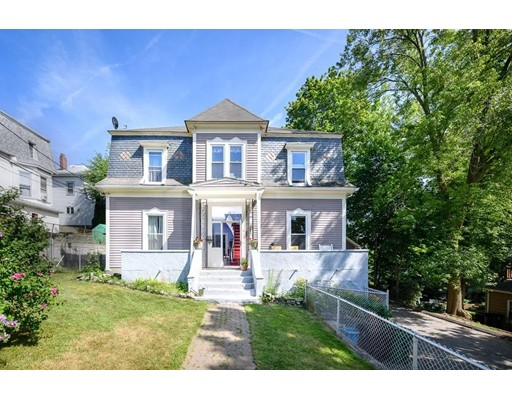 Picture 2 of 11 Hill St  Watertown Ma 6 Bedroom Multi-family