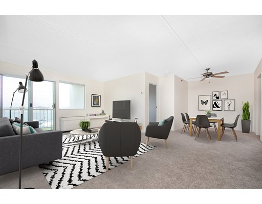 Picture 2 of 100 Cove Way Unit 506 Quincy Ma 2 Bedroom Condo
