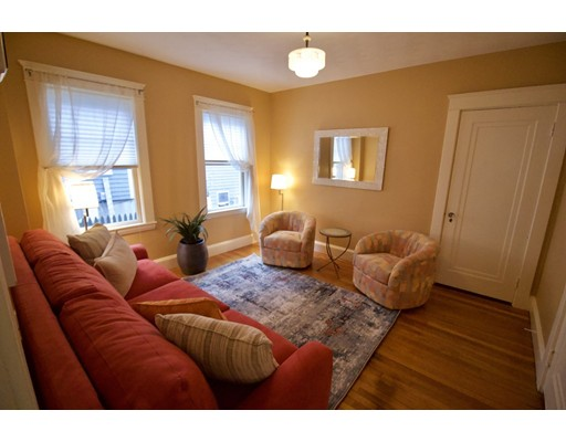 Picture 6 of 126 Winchester St  Brookline Ma 4 Bedroom Single Family