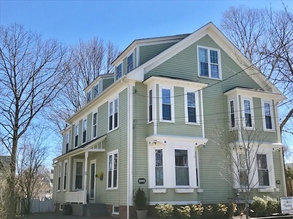 21 Bromfield Unit 21, Newburyport, Massachusetts
