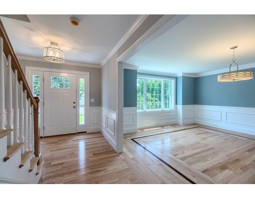 Picture 2 of 70 Hancock St  Bedford Ma 5 Bedroom Single Family