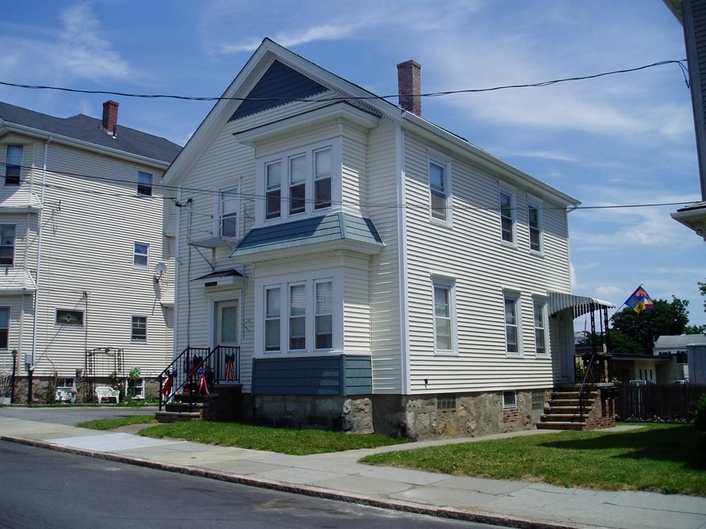142 BARLOW ST Unit #1, Fall River, Massachusetts