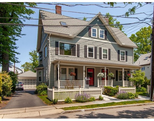 Maple St, Watertown, MA 02472