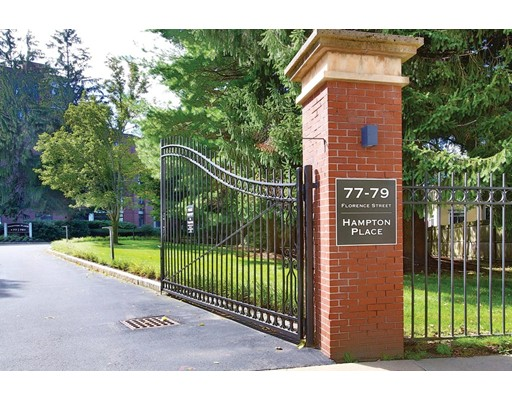 Picture 1 of 77 Florence St Unit 207n Newton Ma  2 Bedroom Condo#