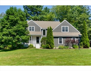5 Longmeadow Way  is a similar property to 134 Newtown Rd  Acton Ma