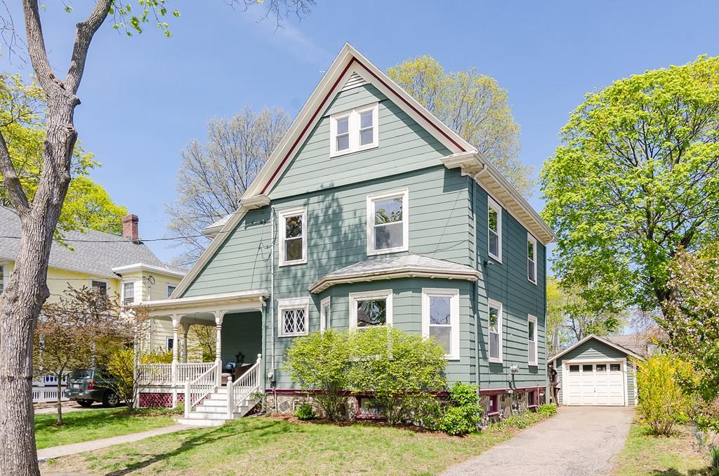 16 Draper Ave, Arlington, Massachusetts