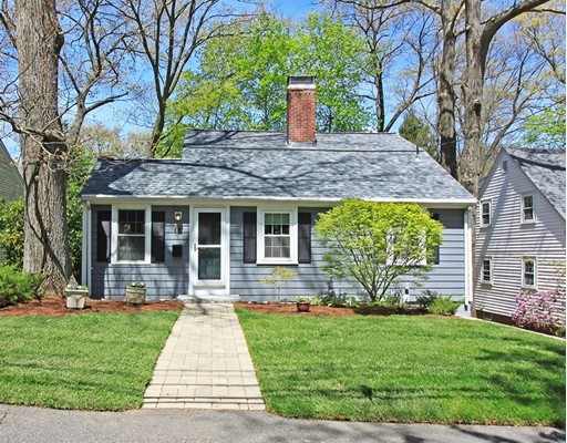 28 Elinor Road, Newton, MA 02461