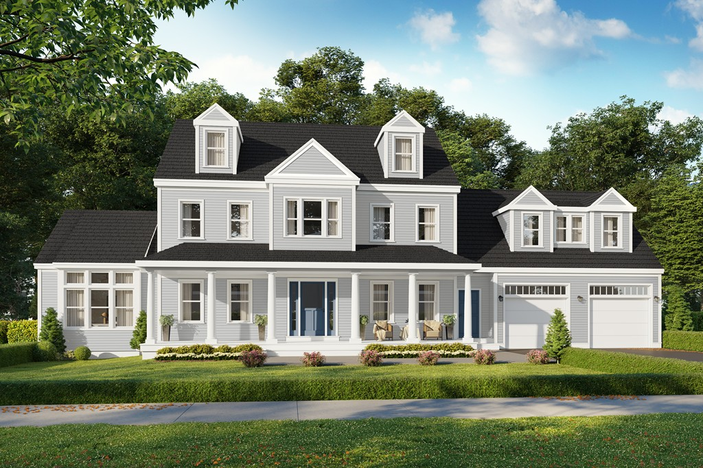 15 Carriage House Way Unit LOT 8, Scituate, Massachusetts