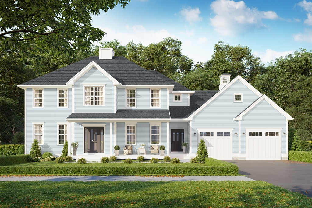 6 Carriage House Way Unit LOT 2, Scituate, Massachusetts