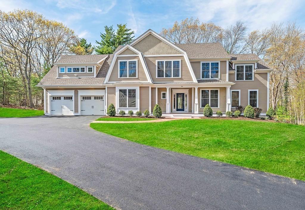 84 Forest Avenue, Cohasset, Massachusetts