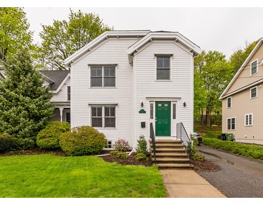 Picture 1 of 83 Fayette St Unit 83 Watertown Ma  3 Bedroom Condo#