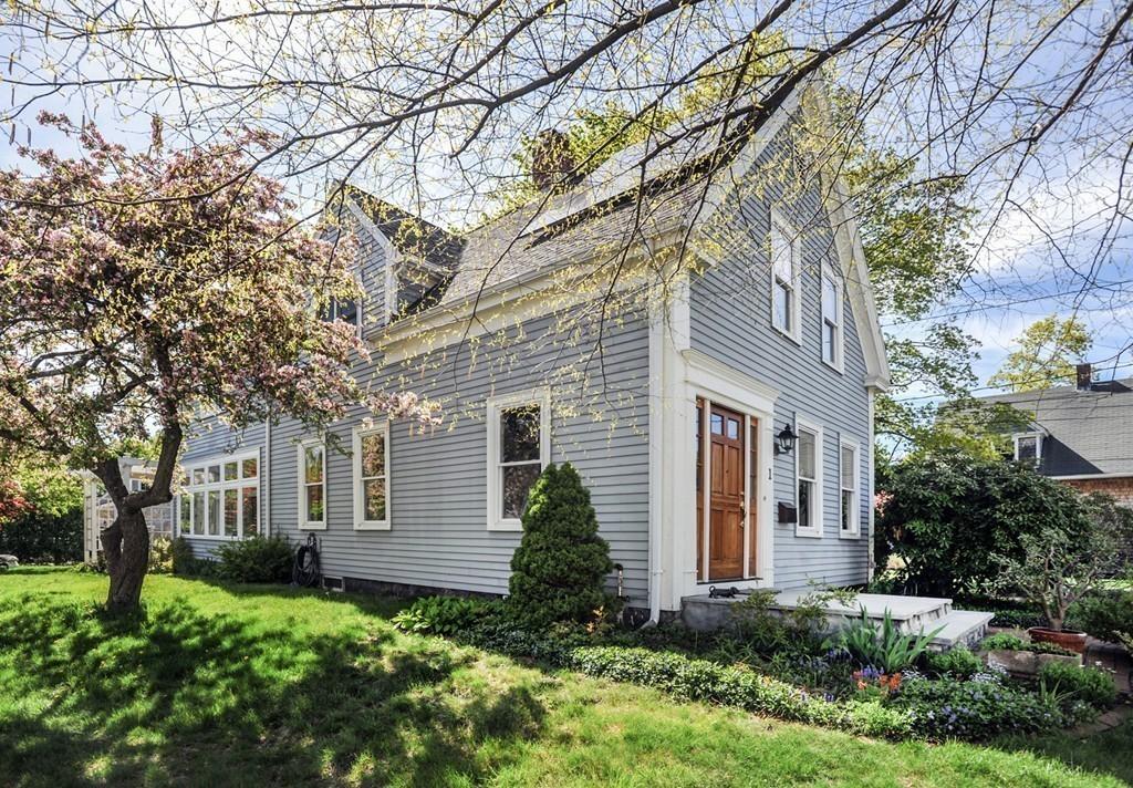 1 Crowes Lane, Hingham, Massachusetts