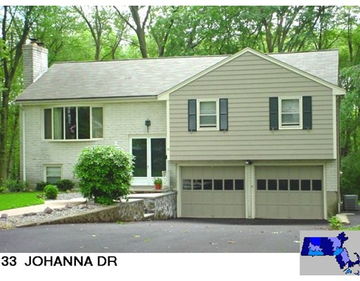 Picture 1 of 33 Johanna Dr  Reading Ma  3 Bedroom Single Family#