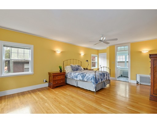 Picture 10 of 17 Leicester Rd  Belmont Ma 5 Bedroom Single Family