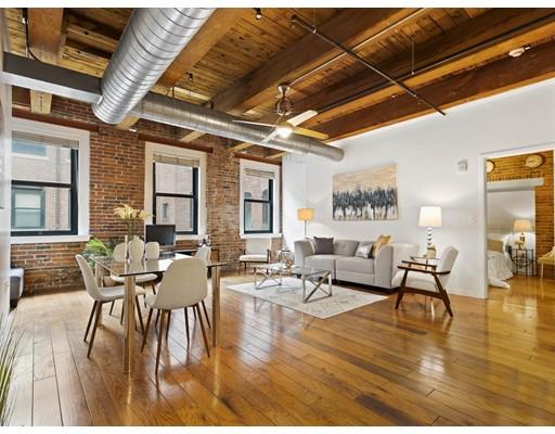 Picture 1 of 9 W Broadway Unit 406 Boston Ma  2 Bedroom Condo#