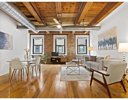 Picture 2 of 9 W Broadway Unit 406 Boston Ma 2 Bedroom Condo