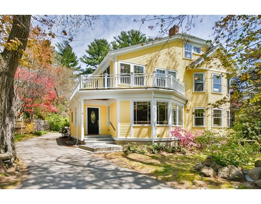 Picture 4 of 9 Blake Rd  Lexington Ma 5 Bedroom Single Family