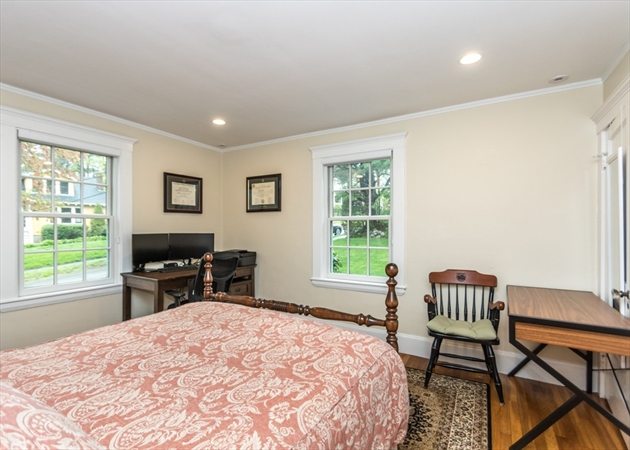 Picture 13 of 9 Birds Hill Ave  Needham Ma 4 Bedroom Single Family