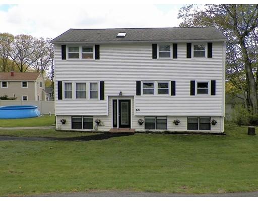 Picture 3 of 64 Rio Vista St  Billerica Ma 4 Bedroom Single Family