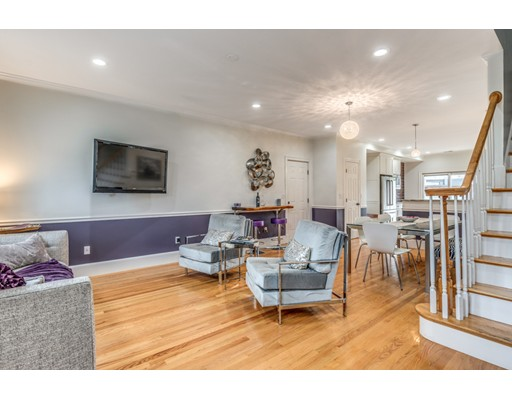 Picture 5 of 435 Bunker Hill St  Boston Ma 3 Bedroom Single Family