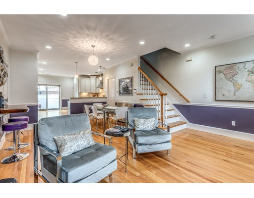 Picture 6 of 435 Bunker Hill St  Boston Ma 3 Bedroom Single Family