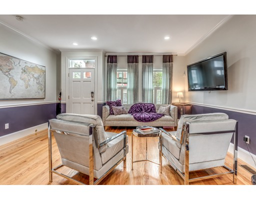 Picture 7 of 435 Bunker Hill St  Boston Ma 3 Bedroom Single Family