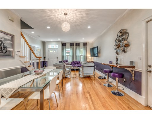 Picture 10 of 435 Bunker Hill St  Boston Ma 3 Bedroom Single Family