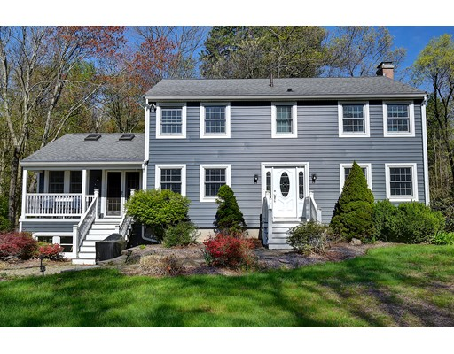 Picture 5 of 13 Ethan Allen Dr  Acton Ma 4 Bedroom Single Family