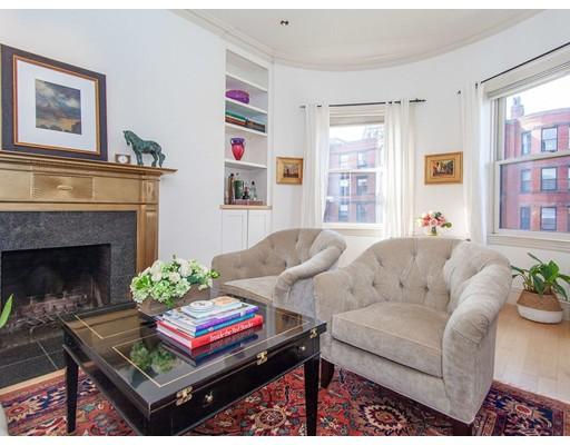 Picture 1 of 406 Marlborough St Unit 4 Boston Ma  2 Bedroom Condo#