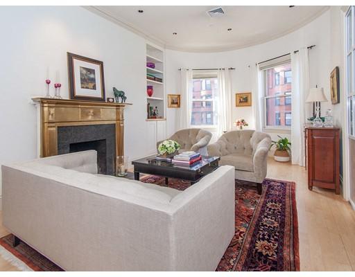 Picture 2 of 406 Marlborough St Unit 4 Boston Ma 2 Bedroom Condo