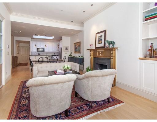 Picture 4 of 406 Marlborough St Unit 4 Boston Ma 2 Bedroom Condo
