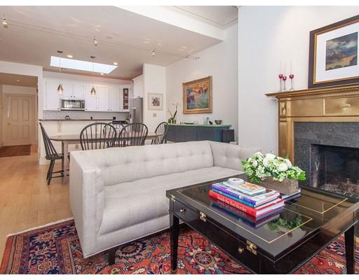Picture 5 of 406 Marlborough St Unit 4 Boston Ma 2 Bedroom Condo