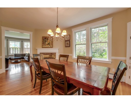 Picture 7 of 62 Fletcher Rd  Bedford Ma 4 Bedroom Single Family