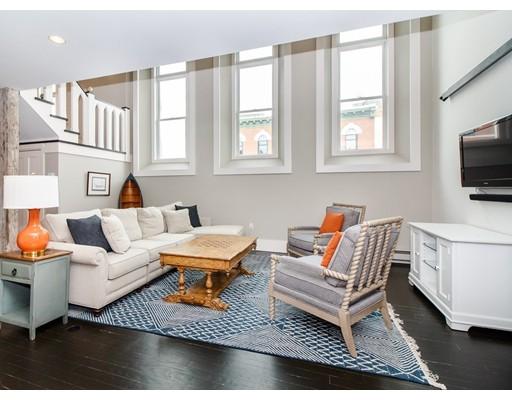 Picture 5 of 287 Hanover St Unit 5-2 Boston Ma 3 Bedroom Condo