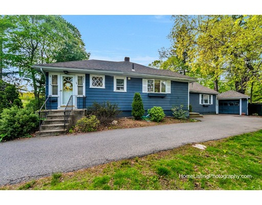 Picture 3 of 5 Stearns Rd  Wellesley Ma 3 Bedroom Single Family