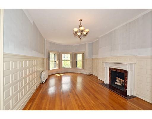 Picture 2 of 377 Commonwealth Ave Unit 7 Boston Ma 1 Bedroom Condo