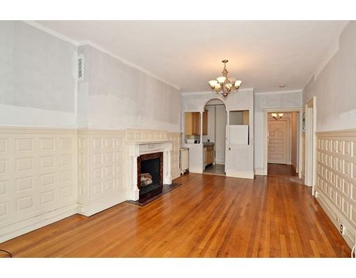 Picture 3 of 377 Commonwealth Ave Unit 7 Boston Ma 1 Bedroom Condo