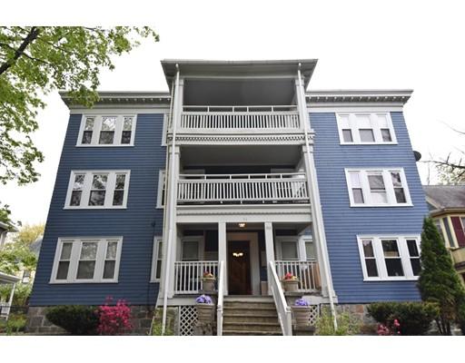 Picture 1 of 89 Lyndhurst St Unit 1 Boston Ma  3 Bedroom Condo#