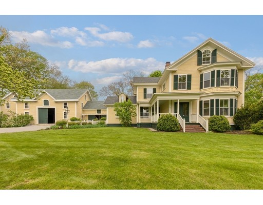 Picture 2 of 44 Barretts Mill Rd  Concord Ma 5 Bedroom Single Family